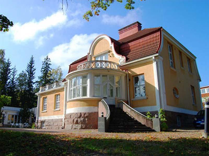 Villa Junghans ulkokuva