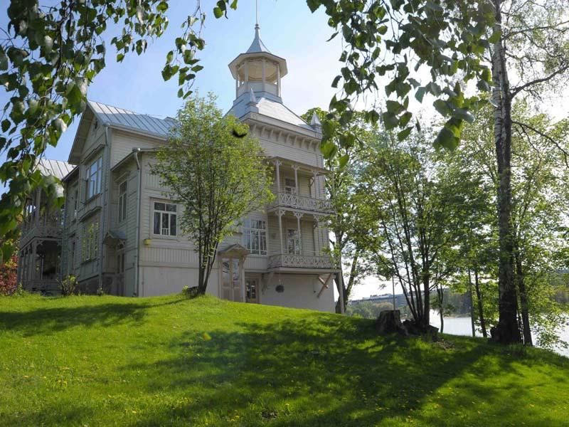 Villa Kivi ulkokuva